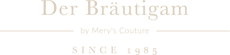 Der Bräutigam - by Mery's Couture Logo